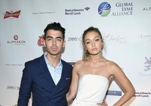 Joe Jonas & Gigi Hadid Split