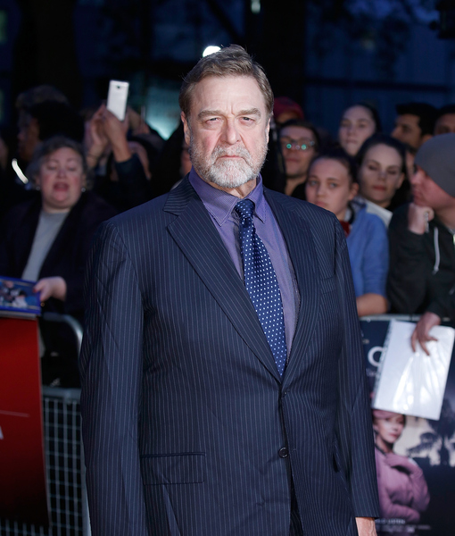 John Goodman Shows Off Drastic Weight Loss at 'Trumbo' Premiere