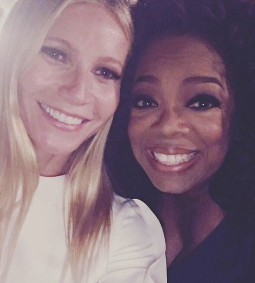 Gwyneth Speaks and Geeks at Variety's Power of Women