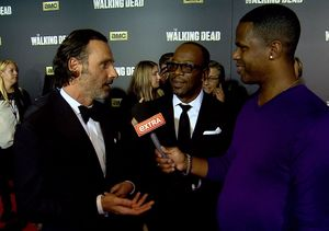 'The Walking Dead' Premiere: The Cast Previews Season 6