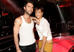 Adam Levine Says He Has 'Brother-Sister' Relationship with Rihanna