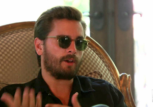 Scott Disick Drunkenly Texts Son Mason Following Alleged Cheating Scandal