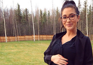 Bristol Palin Shows Off Bump, Reveals Baby's Gender on Instagram