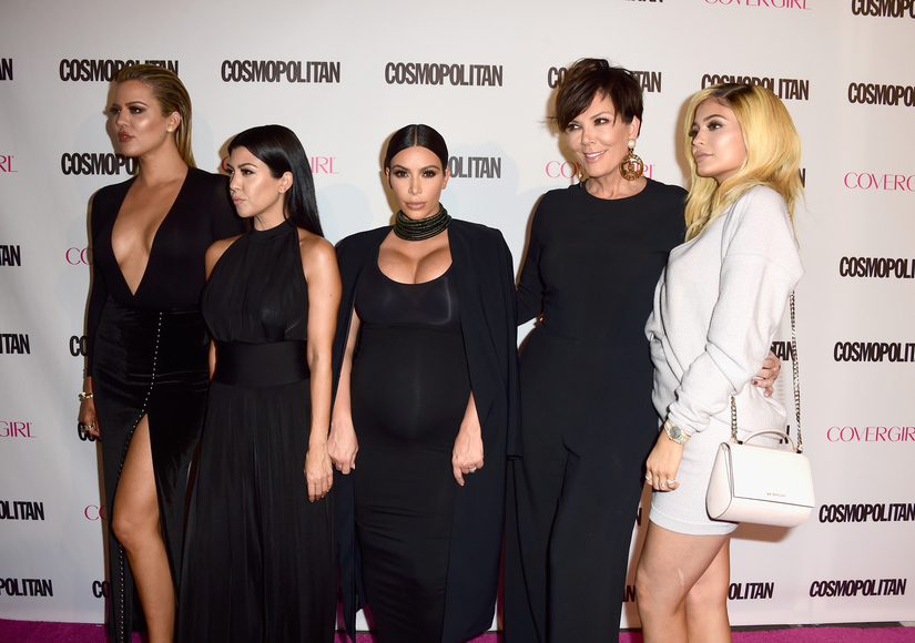 Kris Jenner Shuts Down Rumors About Her Family