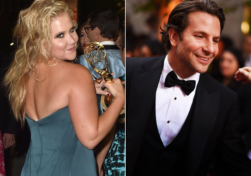 'Burnt' Star Bradley Cooper Opens Up About His 'Engagement' to Amy Schumer… and It's Perfect