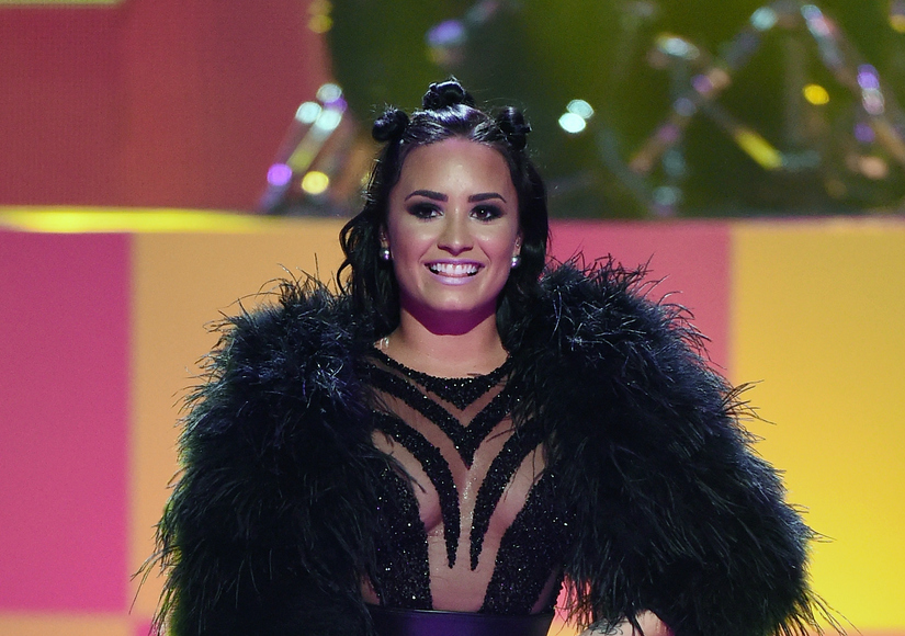 Demi Lovato Is 'Confident' of Her Body Image After Years of Struggle