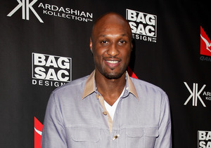 Lamar Odom's Ex and Their Kids Arrive at His Bedside