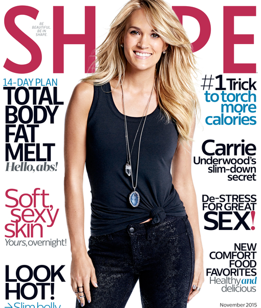 In Shape! Carrie Underwood's Post-Baby Bod Looks Beyond Amazing