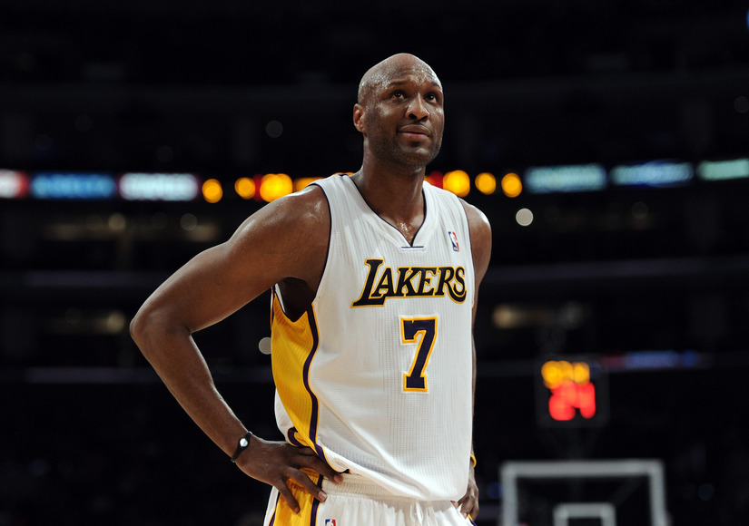Lamar Odom's Love Ranch Stay Reportedly Cost Him $75,000