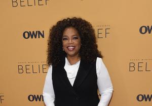 Oprah Winfrey Talks New Series 'Belief,' Politics and Lamar Odom