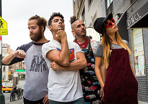 Joe Jonas's New Group Debuts First Music Video
