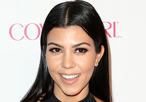 Kourtney Kardashian Fights Challenges with Mommy Time