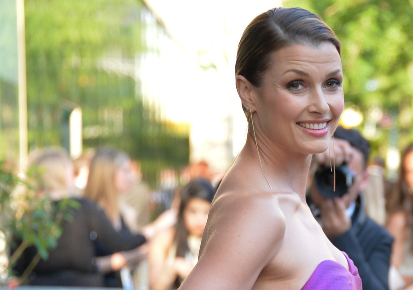 Bridget Moynahan's Surprise Wedding! | ExtraTV com