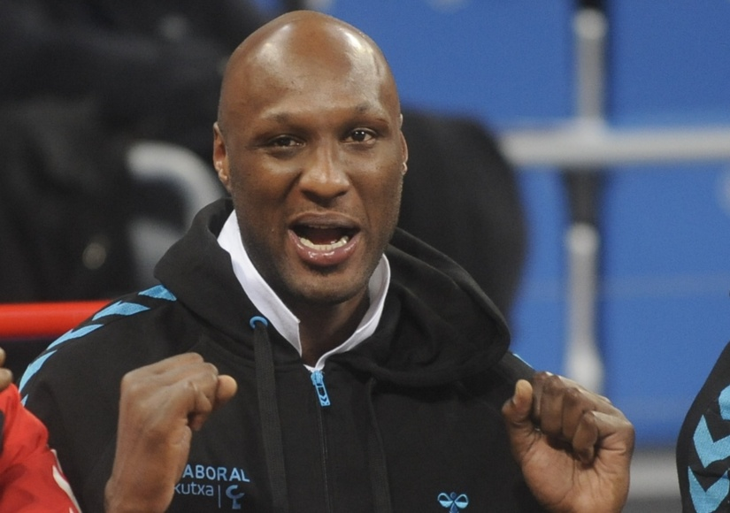 Lamar Odom 'Doing Much Better,' Breathing on His Own