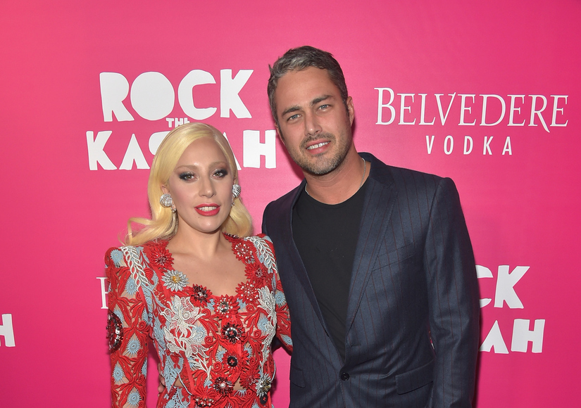 Lady Gaga & Taylor Kinney Play Coy About Wedding Plans