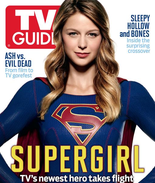 Melissa Benoist Reveals How She Felt Wearing 'Supergirl' Costume
