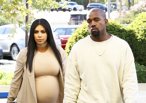 Kanye West Throws Surprise 35th Birthday Party for Kim Kardashian at the Movies