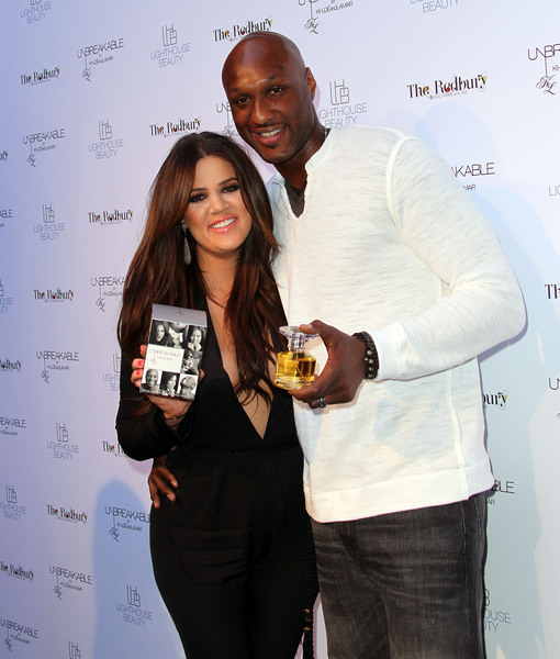 Rumor Bust! Khloé and Lamar Are NOT Renewing Their Vows