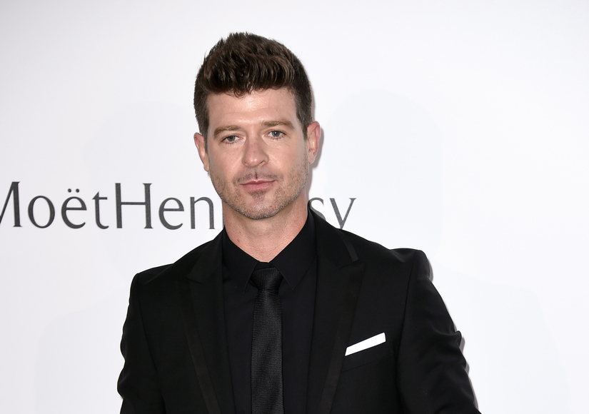 Blurred Lines! Robin Thicke Admits Being 'High and Drunk' in Every 2013 Interview