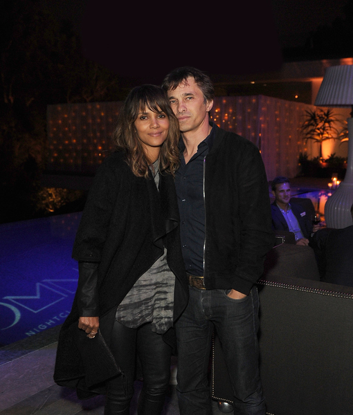 Halle Berry & Olivier Martinez Split