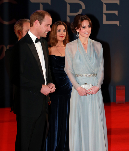 Kate Middleton Out-Bonds All the Stars at London Premiere of 'Spectre'