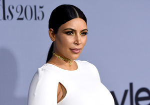 How Kim Kardashian Quickly Lost 17 Pounds After Giving Birth to Saint