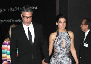 Sandra Bullock & Bryan Randall Make First Public Appearance at 'Our Brand…