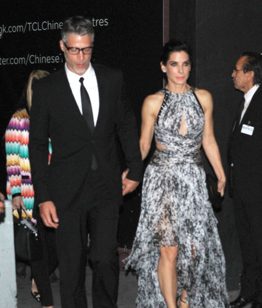 Sandra Bullock & Bryan Randall Make First Public Appearance at 'Our Brand Is Crisis' Premiere