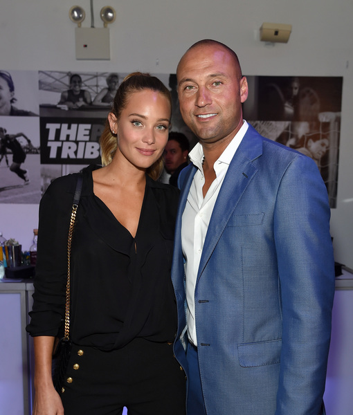 Derek Jeter & Wife Hannah Expecting First Child