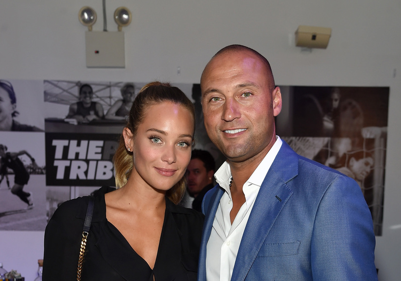 Derek Jeter Confirms It: He's Engaged!