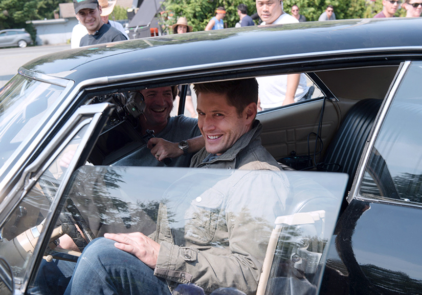 All About 'Baby': How 'Supernatural' Pulled Off the Impala Episode