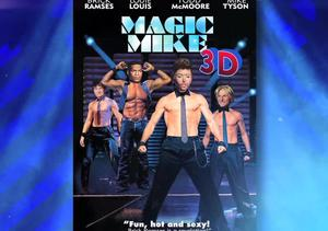 Exclusive! See Kelly & Michael Go 'Magic Mike' in 'Best Halloween…