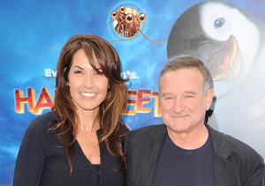 Susan Schneider Gets Emotional About Robin Williams in First Interview Since…