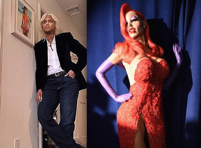 The 2 Most Utterly Amazing Halloween Transformations!