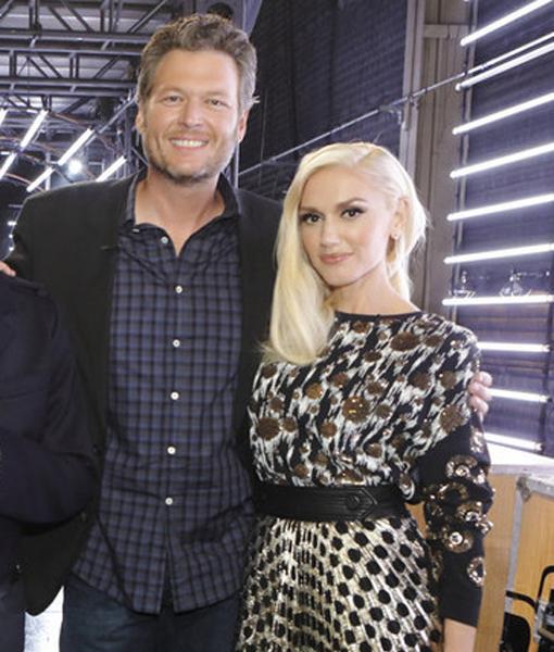 Gwen Stefani & Blake Shelton Reportedly Fly to Nashville Together Before CMAs