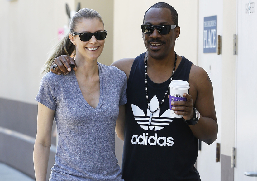 Eddie Murphy Amp Paige Butcher Expecting First Child
