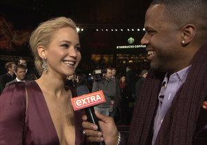 Jennifer Lawrence Reflects on Kris Jenner Birthday Surprise