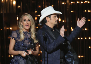 See Carrie Underwood's Many Wardrobe Changes at the CMA Awards