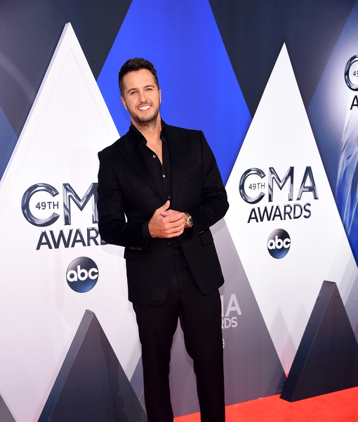 Luke Bryan on CMA Entertainer of the Year Nomination, Plus: His Chemistry with…