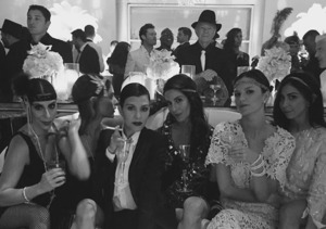 Kris Jenner Turns 60 in 'Great Gatsby' Style!
