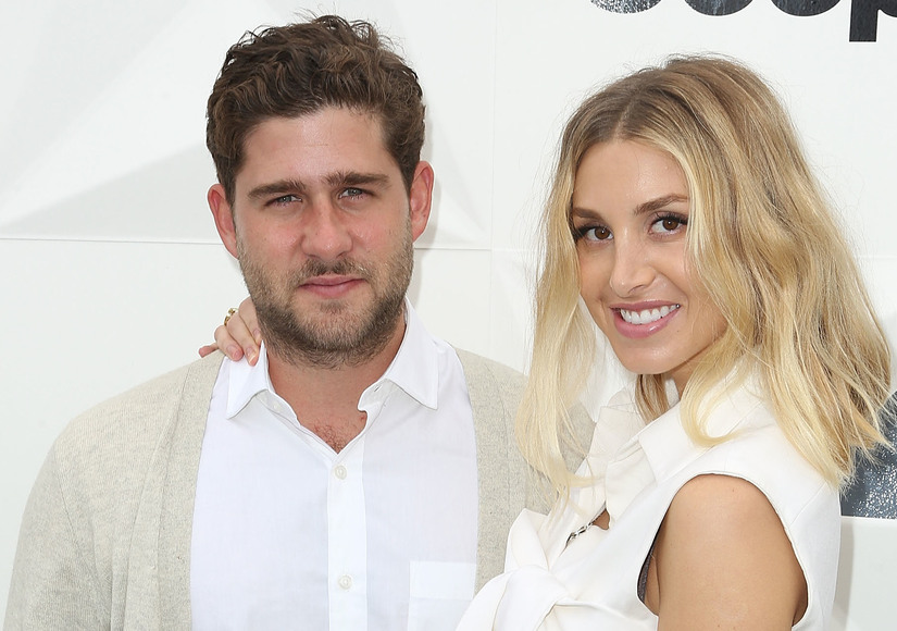 Whitney Port Weds Tim Rosenman