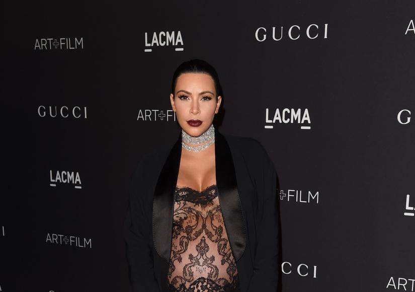 Kim Kardashian Opens Up on Her Diabetes Scare