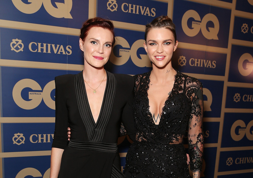 Ruby Rose & Phoebe Dahl Call Off Engagement