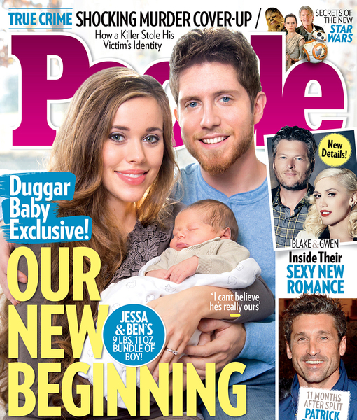 Jessa Duggar & Ben Seewald Reveal Why Their Baby Boy Doesn't Have a Name Yet