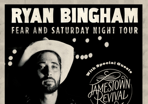 Ryan Bingham Hits the Road for 'Fear and Saturday Night' Tour