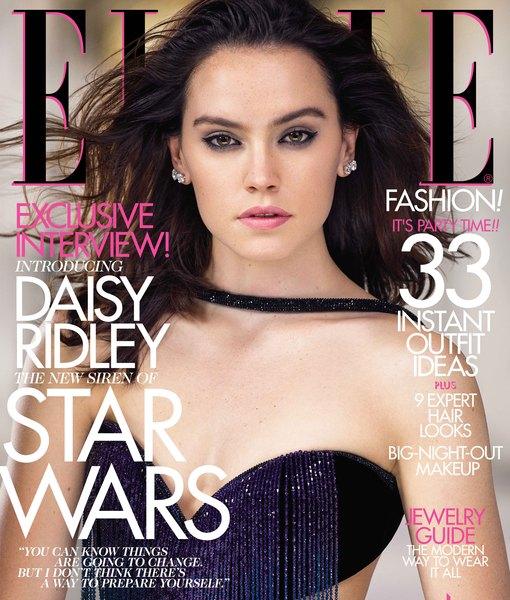 Daisy Ridley Is Elle's New It Girl