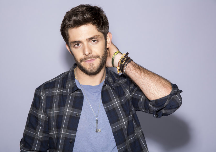 Thomas Rhett on His New Album 'Tangled,' and His Dream Collaboration