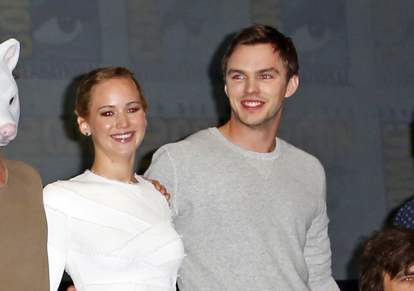 Jennifer Lawrence Couldn't Imagine Life Without Nicholas Hoult, Has No Future Plans to Get Married