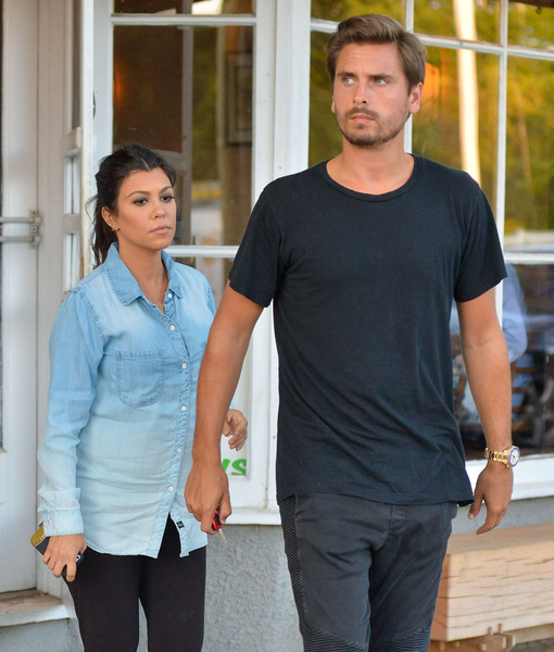 Kourtney Kardashian and Scott Disick: Is This a Sign of Reconciliation?
