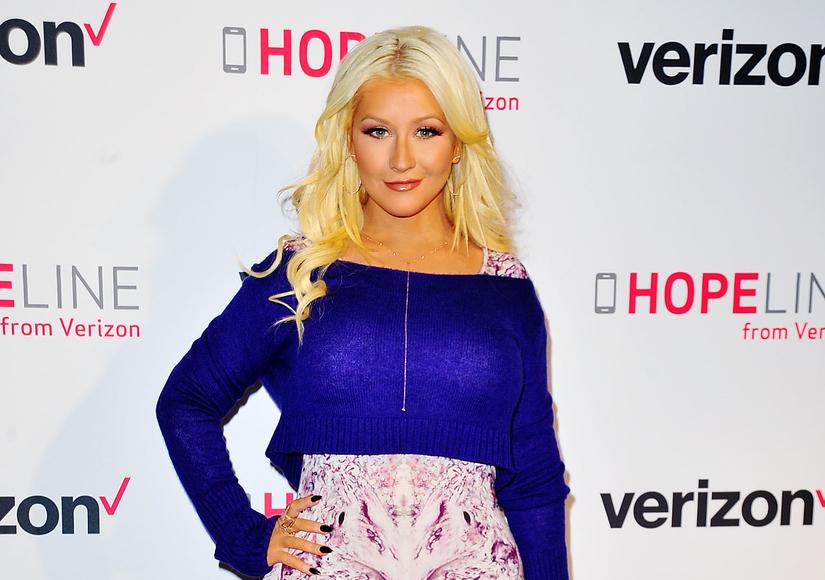 Christina Aguilera Weighs In on Blake & Gwen's Romance